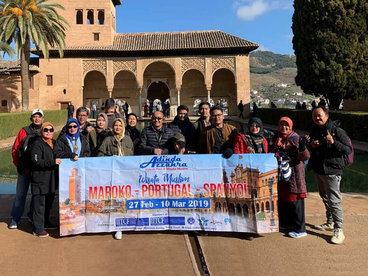 Wisata Maroko Spanyol