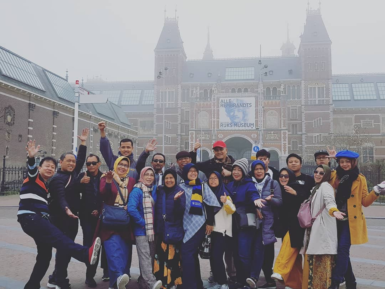 Wisata Muslim Eropa Barat